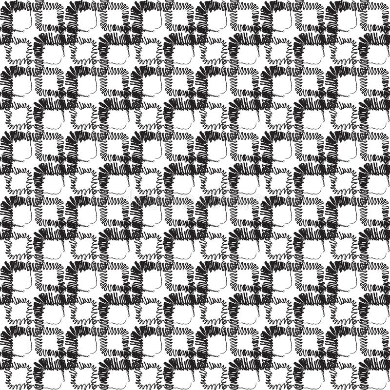 абстрактная картина безшовная иллюстрация штока
