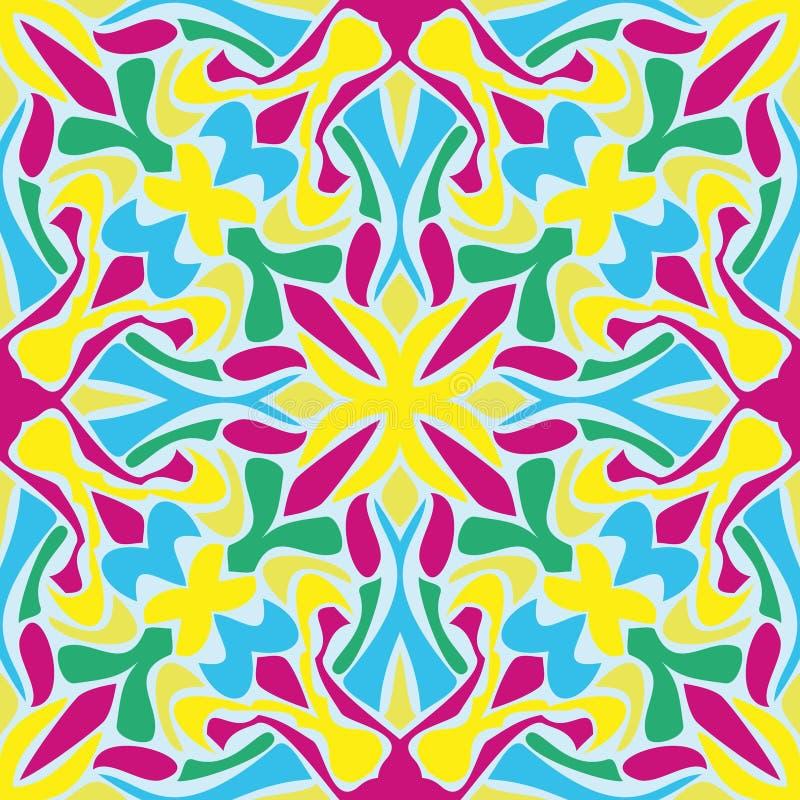 Download абстрактная картина безшовная Иллюстрация вектора - иллюстрации насчитывающей конспектов, способ: 6852418