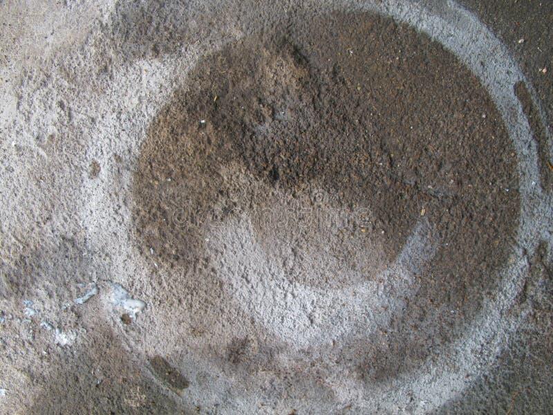 Абстрактная картина расслоины краски на полах цемента стоковое фото
