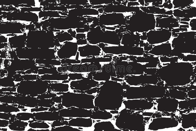 Абстрактная картина текстуры grunge иллюстрация штока