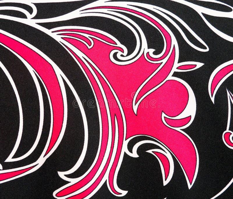 Абстрактная картина ткани стоковые изображения rf