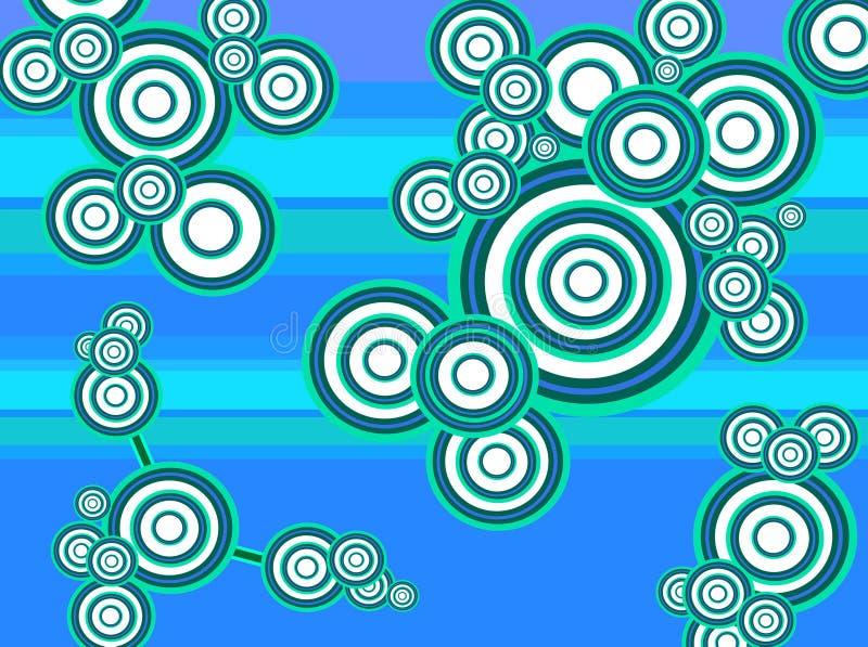 абстрактная конструкция предпосылки 03 иллюстрация вектора