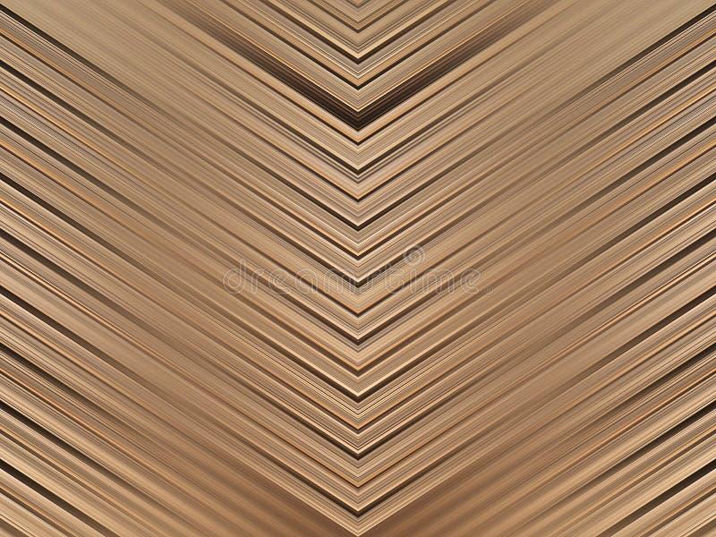 Абстрактная коричневая текстура предпосылки градиента иллюстрация вектора