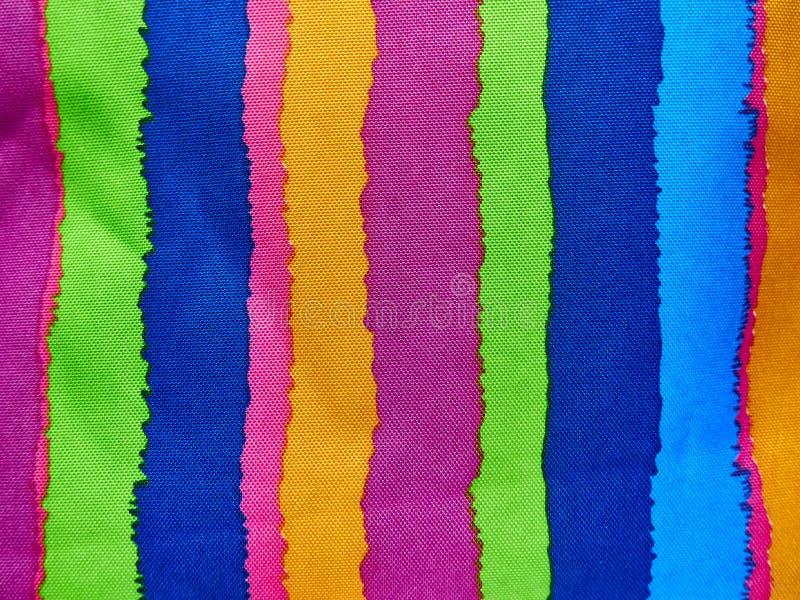 Абстрактная красочная предпосылка, нашивки радуги на текстуре стоковое изображение