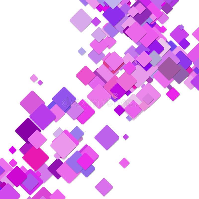 Абстрактная красочная предпосылка концепции технологии иллюстрация вектора