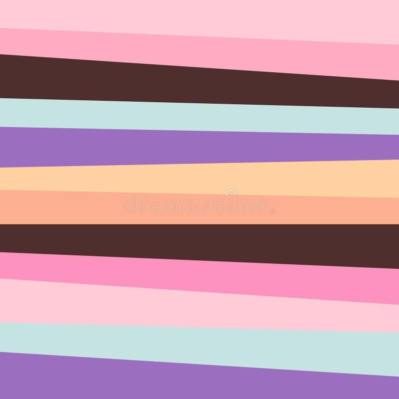 Абстрактная линия лето шаблона иллюстрации картины, летчик, листовка, журнал, a4, обложка книги принципиальная схема творческая иллюстрация штока