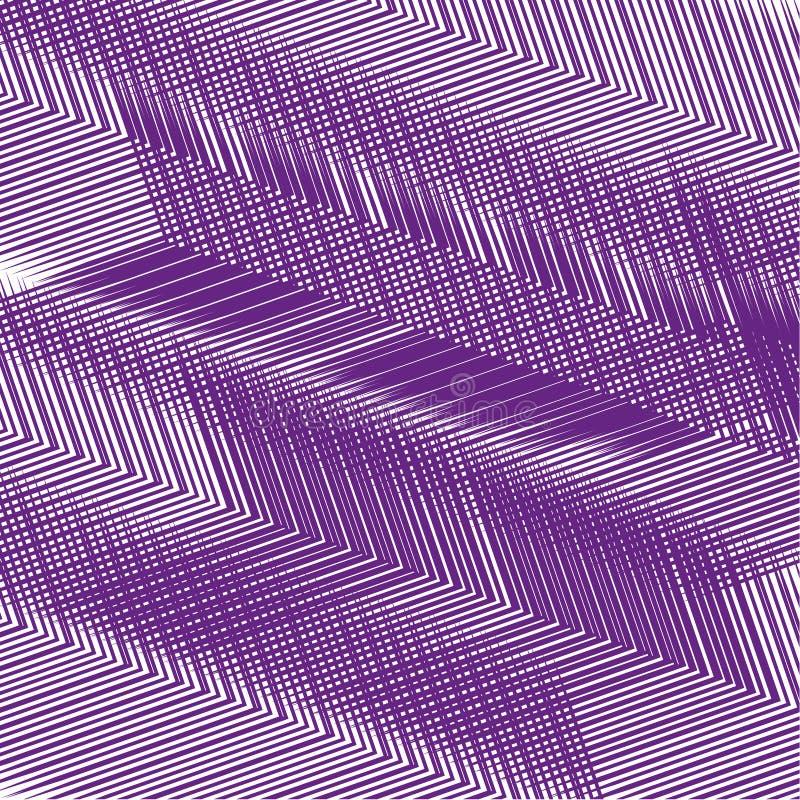 абстрактная маджента выравнивает предпосылку иллюстрация вектора