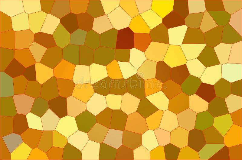 Абстрактная мозаика как предпосылка или обои стоковое фото rf