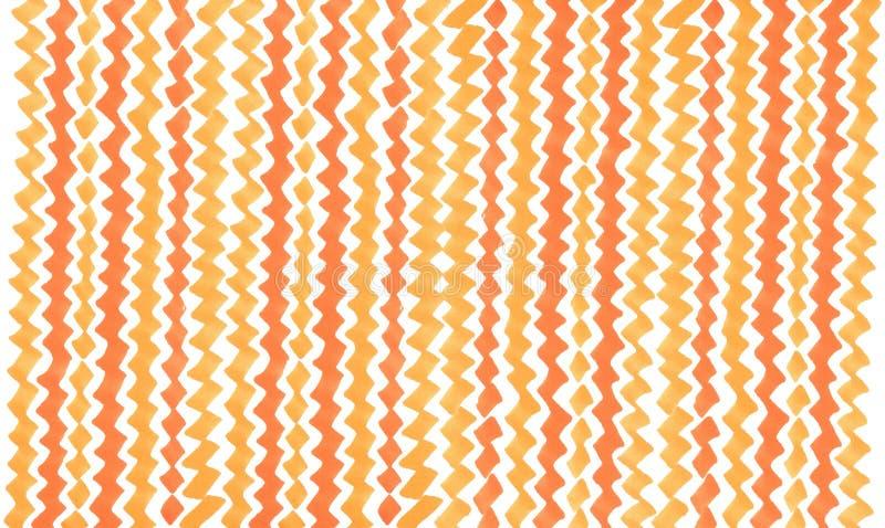 Абстрактная оранжевая предпосылка бесплатная иллюстрация