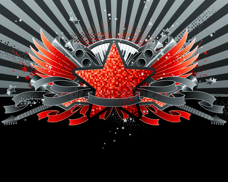 Download абстрактная партия конструкции Иллюстрация вектора - иллюстрации насчитывающей серо, выравниватель: 6858557