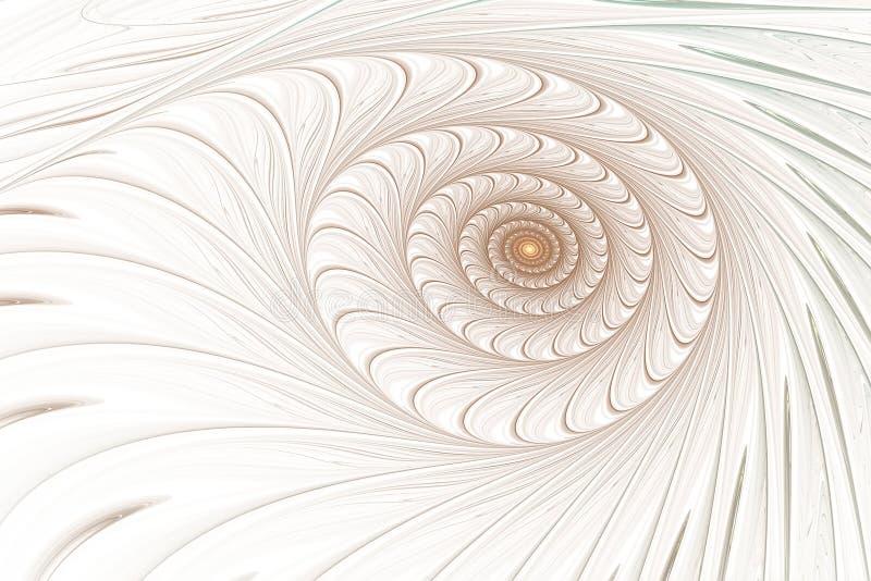 Абстрактная пестротканая иллюстрация на светлой предпосылке стоковое изображение