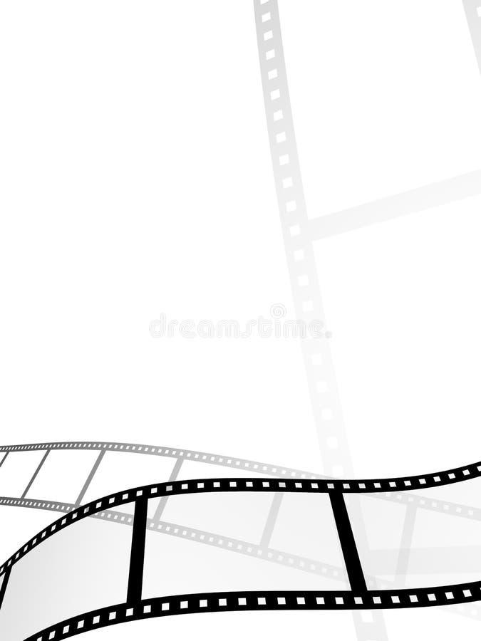 абстрактная пленка 3d фотографическая иллюстрация штока