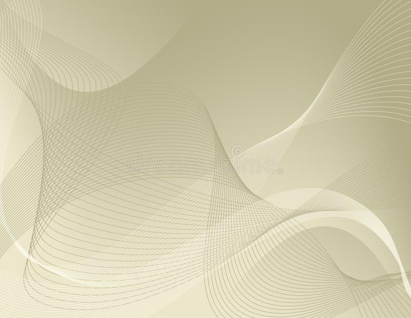 абстрактная подача бесплатная иллюстрация