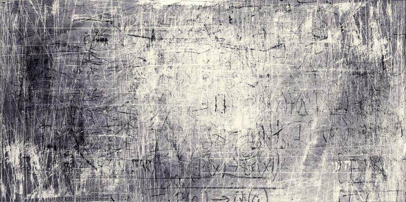 абстрактная поцарапанная панель металла стоковое изображение