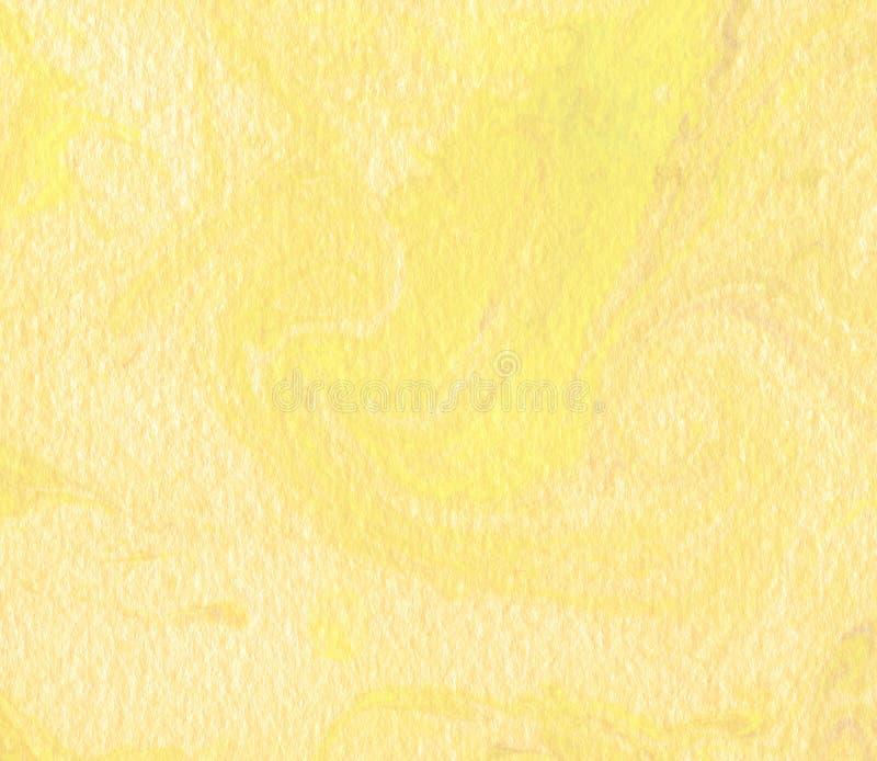 Абстрактная предпосылка акварели r Чертеж цифров иллюстрация штока