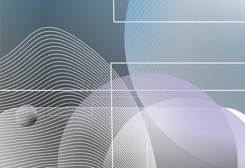 абстрактная предпосылка волнистая бесплатная иллюстрация