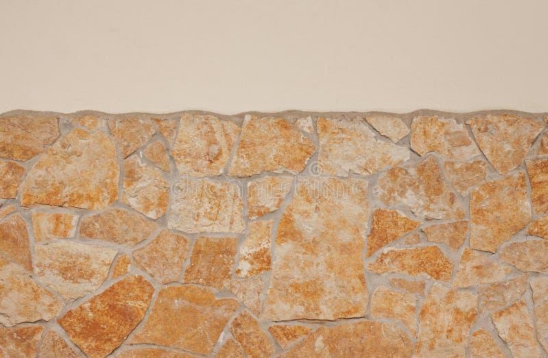 Абстрактная предпосылка деревенской стены freestone стоковое изображение