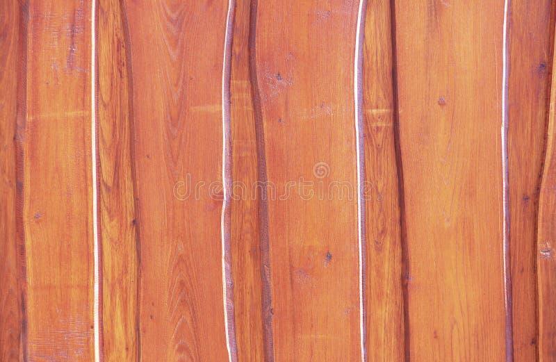 Абстрактная предпосылка залакированной деревянной загородки доски стоковое изображение rf