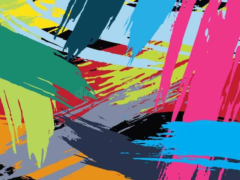 абстрактная предпосылка красивейшая бесплатная иллюстрация