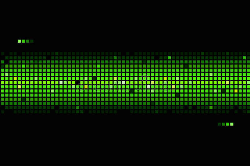 абстрактная предпосылка красит зеленый цвет стоковое изображение rf