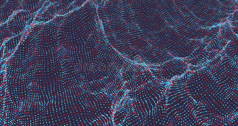 абстрактная предпосылка объезжает цвет также вектор иллюстрации притяжки corel стоковые фото