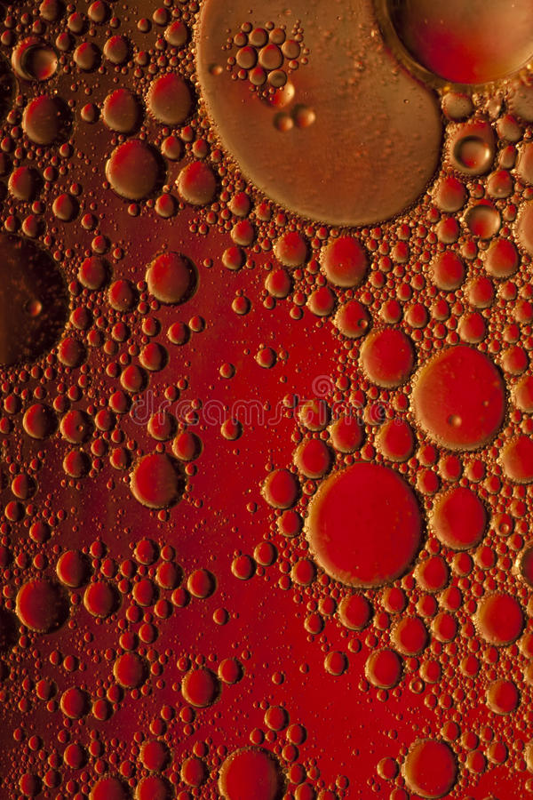 абстрактная предпосылка падает масло стоковое фото rf