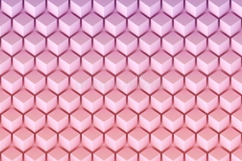 Абстрактная предпосылка полигональной формы стоковые фотографии rf