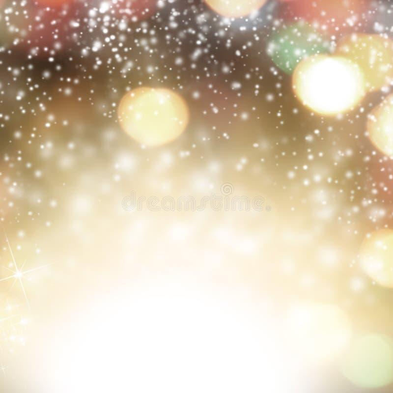Абстрактная предпосылка рождества стоковое изображение rf