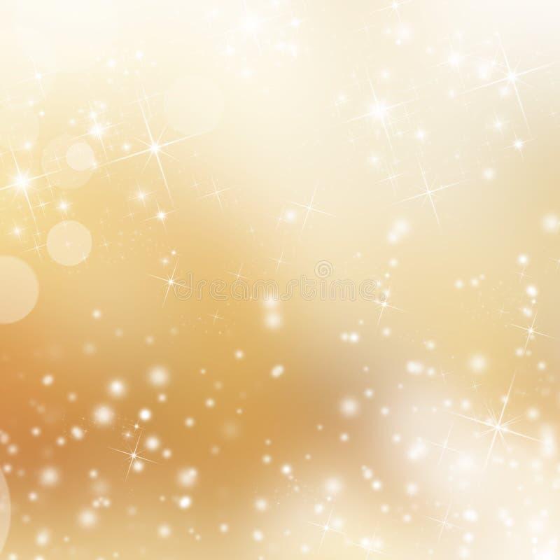 Абстрактная предпосылка рождества иллюстрация штока
