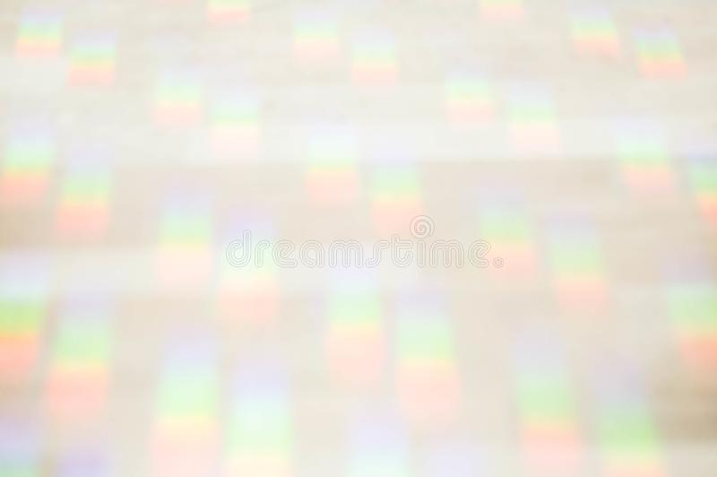 Абстрактная предпосылка света луча радуги цвета, диско цвета светлое стоковое изображение