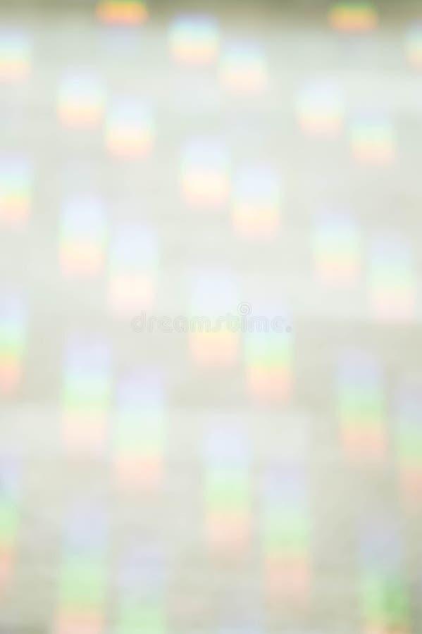 Абстрактная предпосылка света луча радуги цвета, диско света цвета стоковые фото
