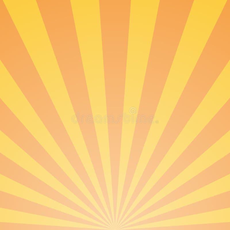 Абстрактная предпосылка световых лучей бесплатная иллюстрация