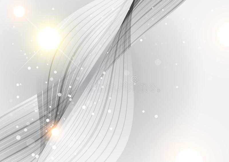 Абстрактная предпосылка, современный шаблон иллюстрация вектора