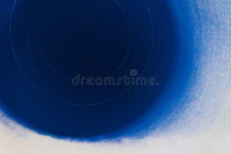 Абстрактная предпосылка со звездами в круговом движении стоковое фото