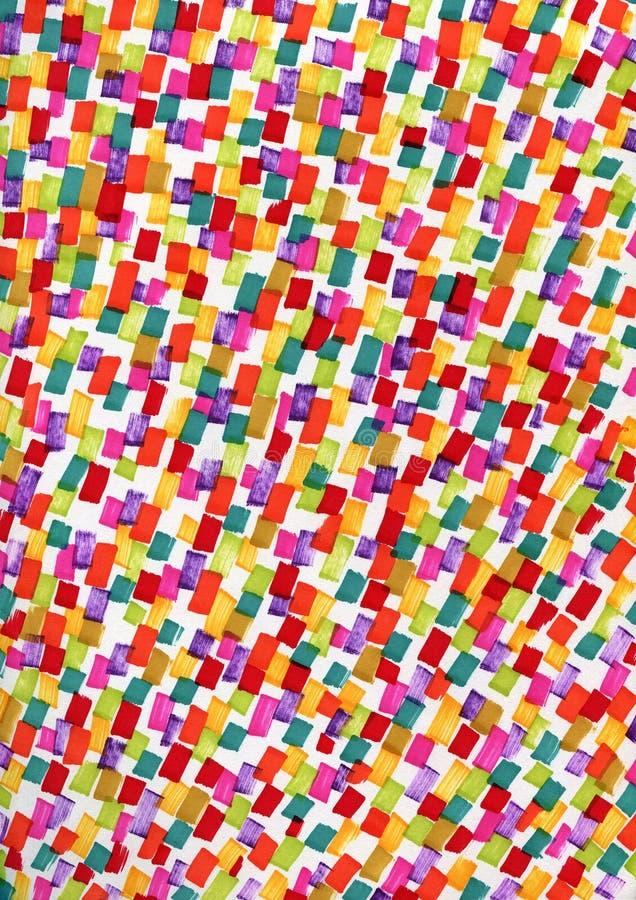 Абстрактная предпосылка с пестроткаными пятнами бесплатная иллюстрация