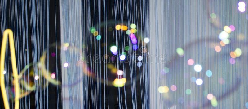 Абстрактная предпосылка с пузырями мыла стоковая фотография rf