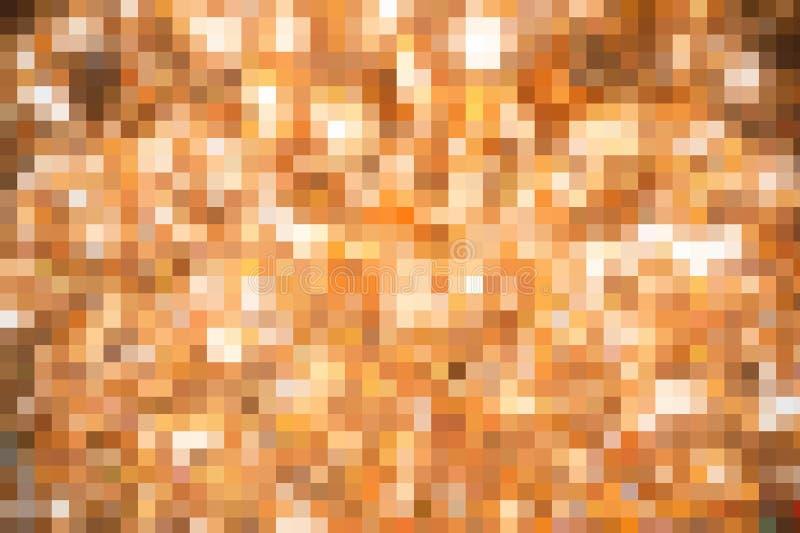 Абстрактная предпосылка тона цвета стиля мозаики стоковые изображения rf