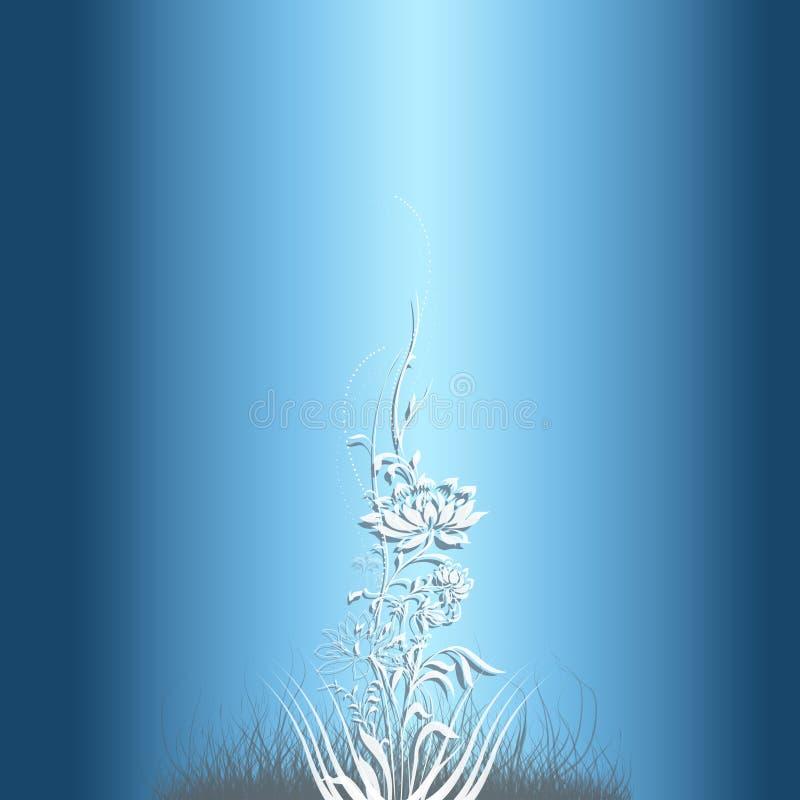 Download абстрактная предпосылка флористическая Иллюстрация штока - иллюстрации насчитывающей форма, concept: 18383107