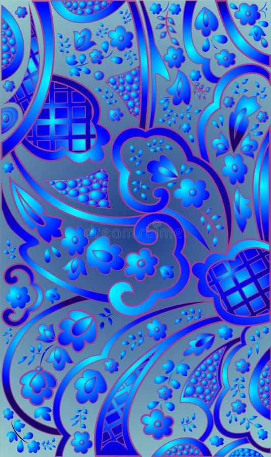 Download абстрактная предпосылка флористическая Иллюстрация вектора - иллюстрации насчитывающей бобра, флористическо: 6863083