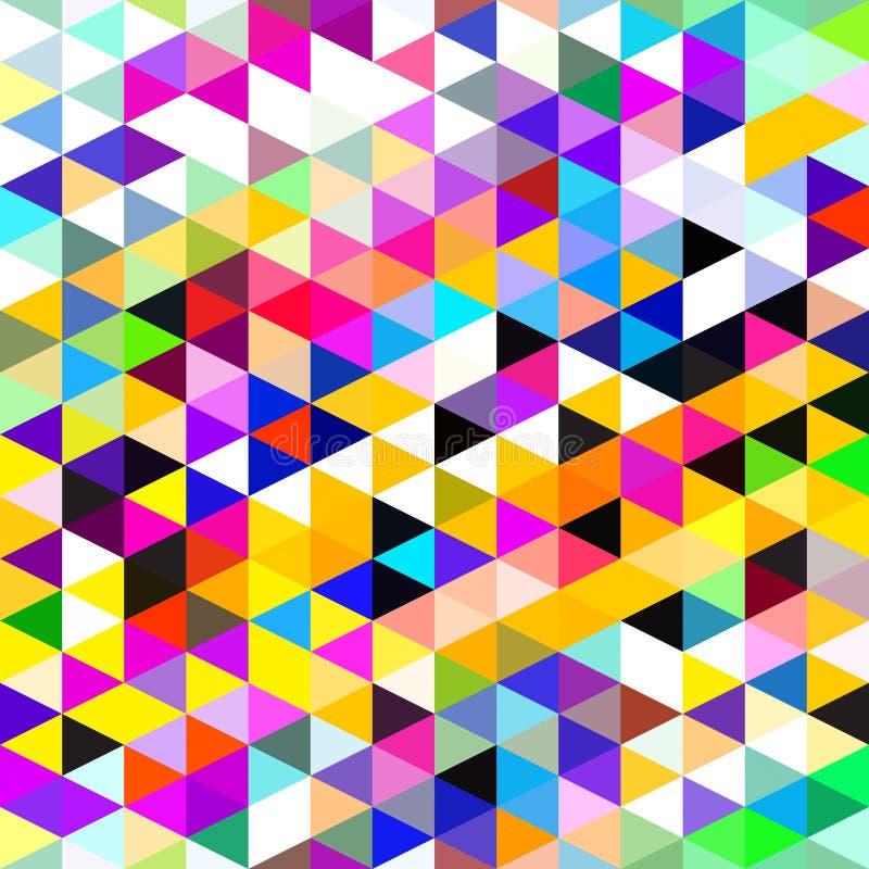 абстрактная предпосылка цветастая бесплатная иллюстрация