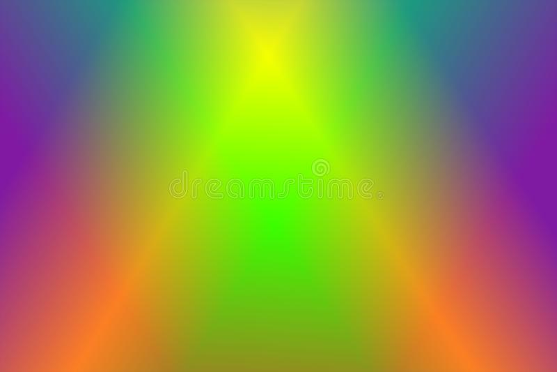 абстрактная предпосылка цветастая иллюстрация вектора