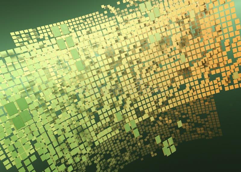 абстрактная предпосылка цифровая бесплатная иллюстрация
