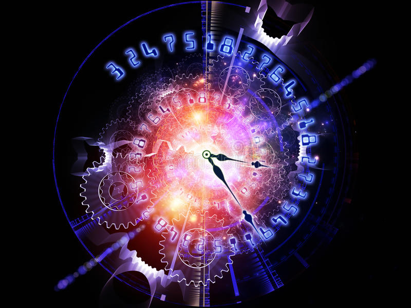 Download Абстрактная предпосылка часов Стоковое Фото - изображение насчитывающей конспектов, backhoe: 24145872