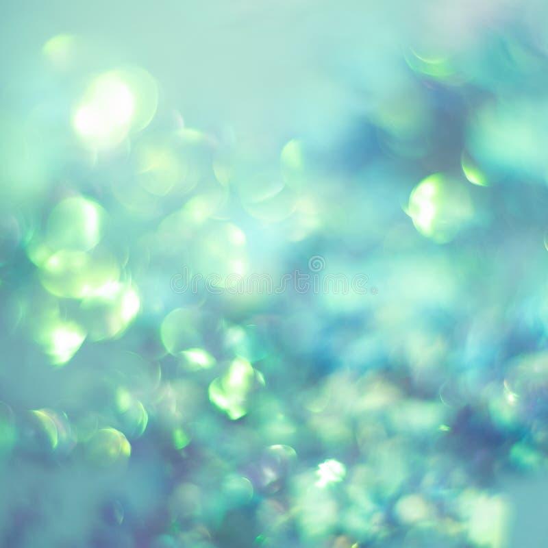 Абстрактная предпосылка яркого блеска и hologram фольги стоковое изображение