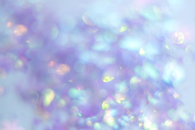 Абстрактная предпосылка яркого блеска и hologram фольги стоковое фото