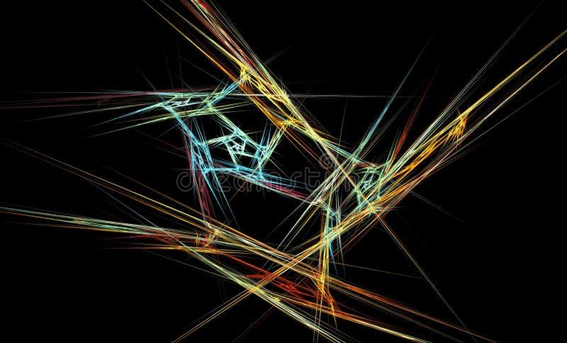 абстрактная предпосылка бесплатная иллюстрация