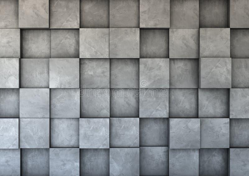 Абстрактная предпосылка бетона стоковые изображения