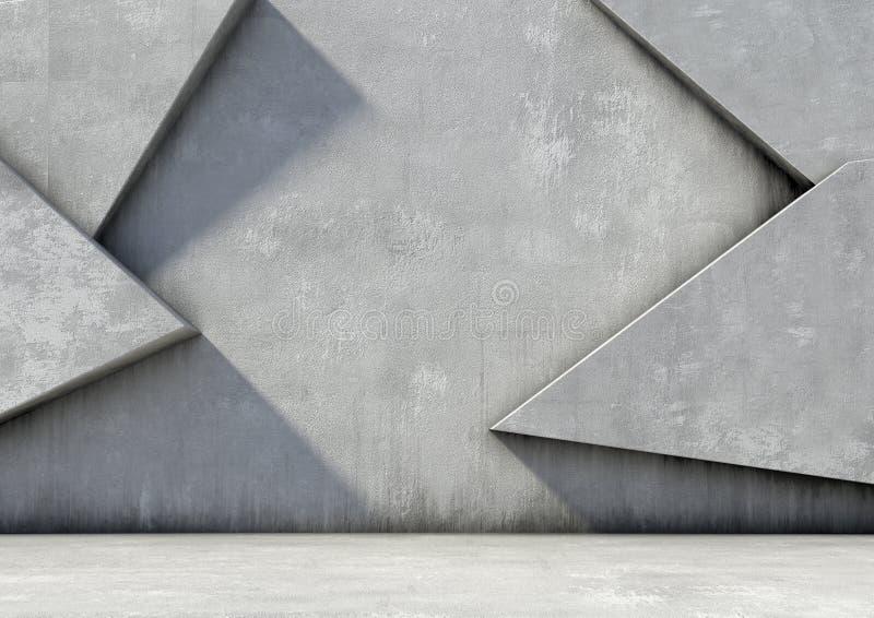 Абстрактная предпосылка бетона стоковые фото