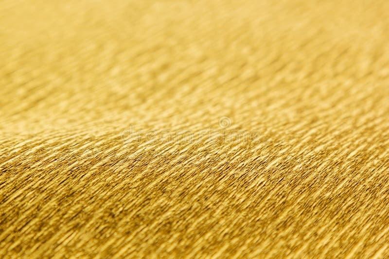 Абстрактная предпосылка золота с нерезкостью стоковые изображения