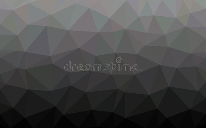 Абстрактная предпосылка картины полигона бесплатная иллюстрация